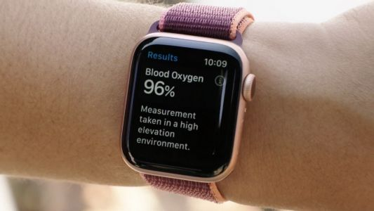 Apple Watch Series 6 can measure your blood oxygen saturation level and starts at $399