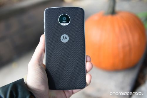 Ditch your busted phone for an unlocked Moto Z Play for $250