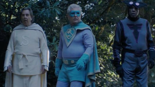 Meet an Elderly Team of Superheroes in Amusing First Trailer for SUPERVIZED