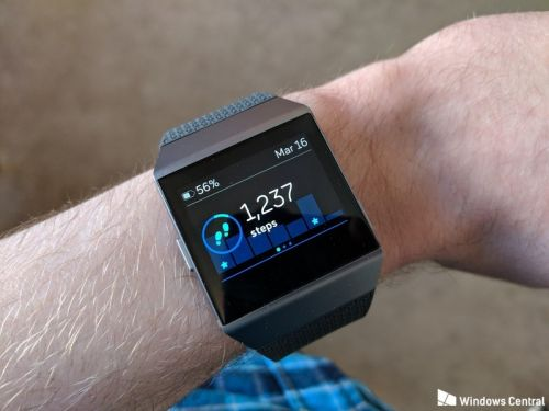 Fitbit OS 2.0 rolling out to Fitbit Ionic with new gestures, Deezer, and more