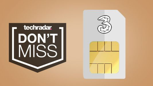 Three is now offering a fantastic 30GB of data for £10 a month SIM only deal