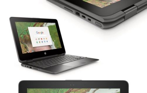 HP Chromebook x360 has toughness and ports, remains inexpensive