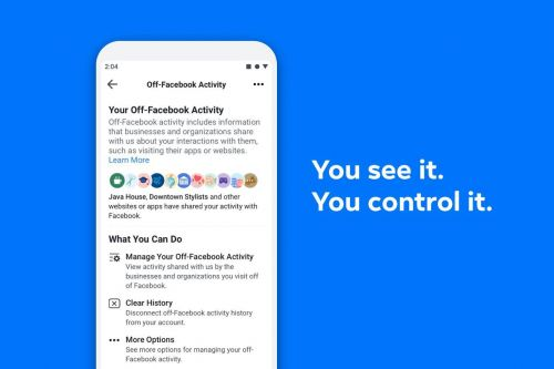 Facebook's Clear History privacy tool finally begins rolling out in three countries