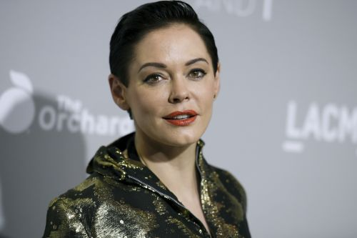 Twitter says Rose McGowan's account briefly locked over doxxing