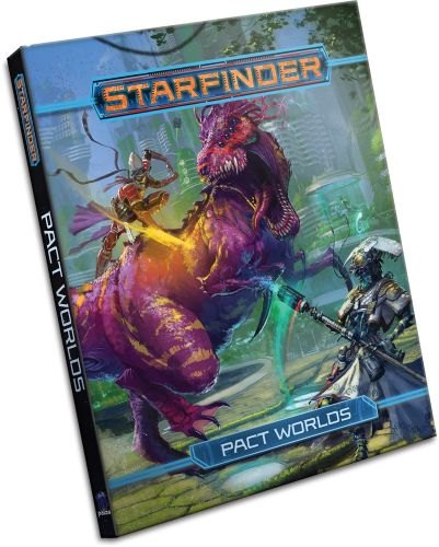 Starfinder: Pact Worlds Now Available