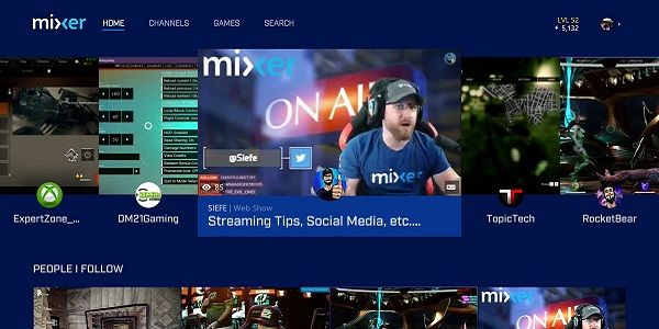 Xbox Mixer Service Launches Mobile App