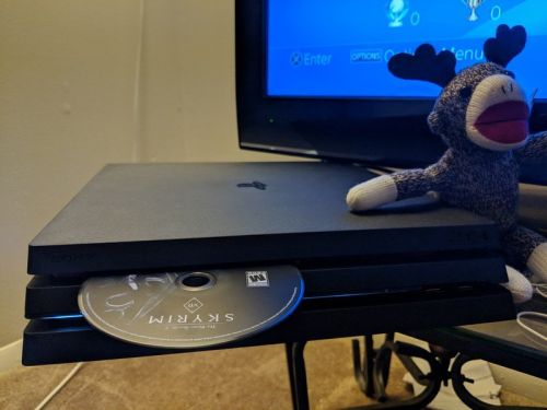Here's what to do when your PS4 won't accept a disc