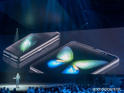How many times can you fold the Galaxy Fold?