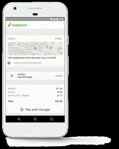 Google Payment API Is Now Open To Web & App Developers