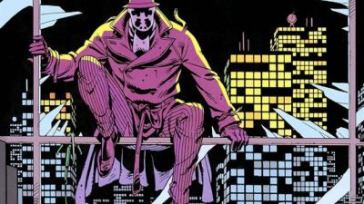 Damon Lindelof Takes On Watchmen, Writing Begins for Wonder Woman 2 and More DC News