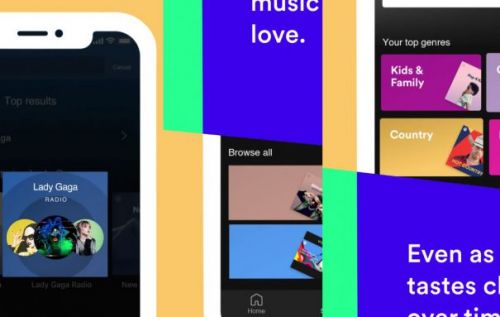 Spotify packs in new features for Premium user draw