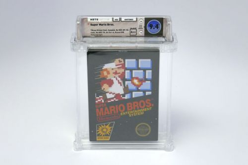 Why This Ultra-Rare Mario Bros. Cartridge Sold for Over $100K