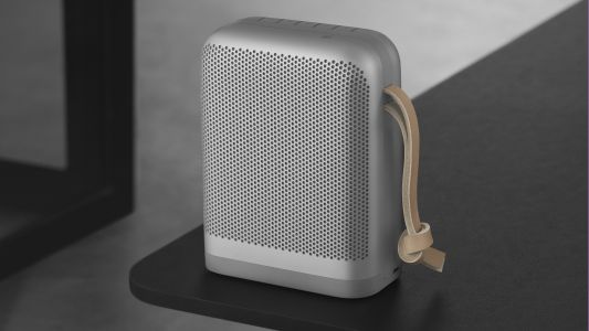 B&O Beoplay P6: a smart portable speaker that's retro in looks, big on sound
