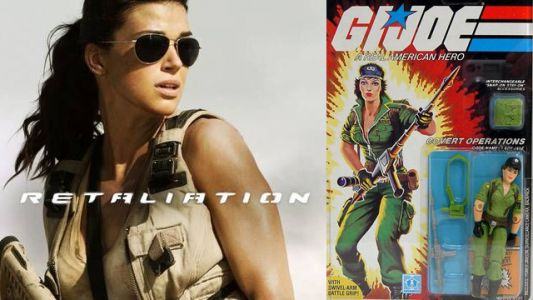 'G.I. Joe' Live-Action Franchise Aims for TV with Lady Jaye