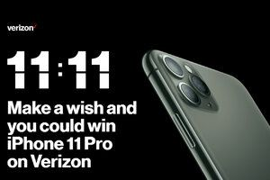 77 Apple iPhone 11 Pro handsets can be won in this cool sweepstakes