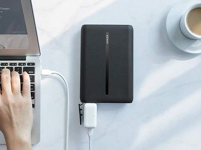 Charge your laptop and phone with the Anker 22000mAh PowerCore down to $110