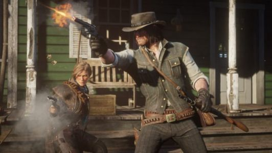 Red Dead Redemption 2:  Rockstar Games illustre les villes de son open-world au Far West