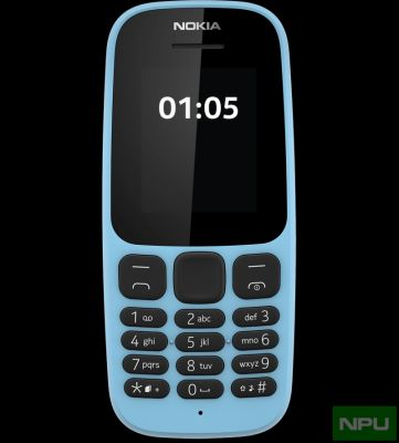 HMD makes new Nokia 105 official. Specs, Price, Images, Video & other details inside
