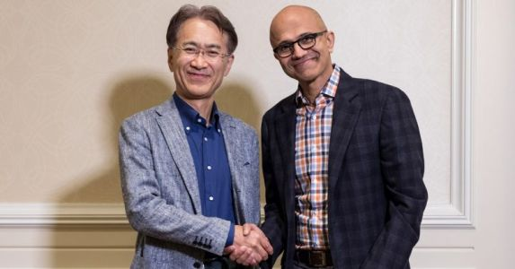 Microsoft announces cloud gaming partnership with Sony