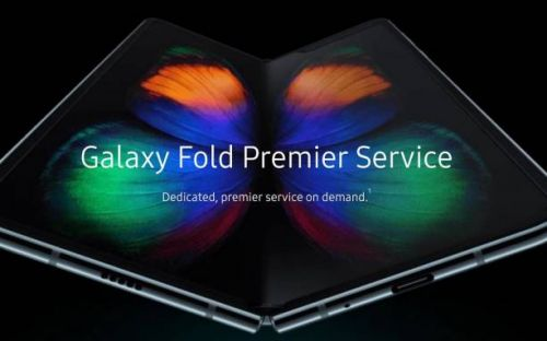 Galaxy Fold Premier Service is now available for US owners