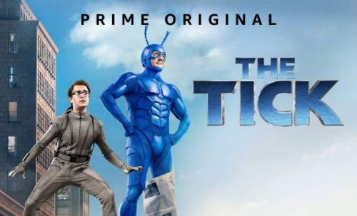 Amazon's 'The Tick' series is officially dead, won't find new home