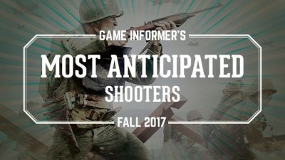 Our Most Anticipated Shooters Of Fall 2017