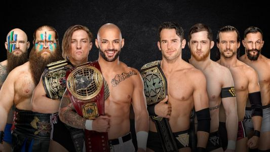 NXT Takeover Wargames II: Match Card, Date, And How To Watch The 2018 WWE PPV