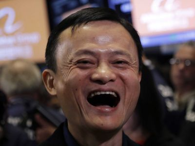 Traders have lost almost $10 billion betting against Alibaba this year
