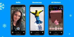Facebook Messenger is getting new camera effects, AR stickers and more