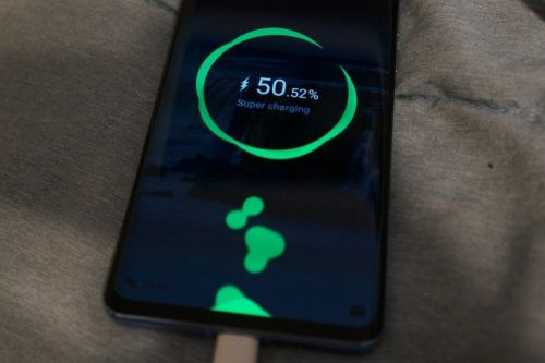 The Huawei P30 Pro has relieved me of low battery anxiety