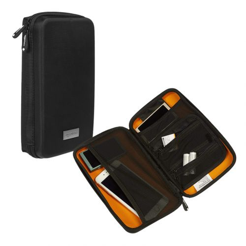 Protect and organize small electronics with the $8 AmazonBasics Travel Case