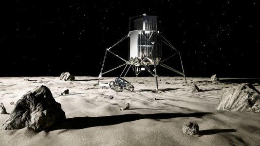A Japanese startup is set to go hunting for ice. on the Moon