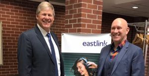Eastlink is expanding its wireless service further into New Brunswick