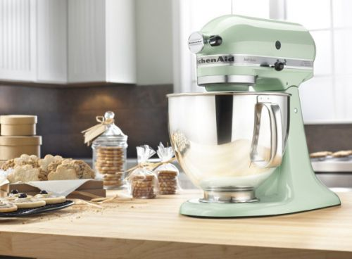 The KitchenAid Stand Mixer everyone loves dropped to its lowest price ever for Prime Day