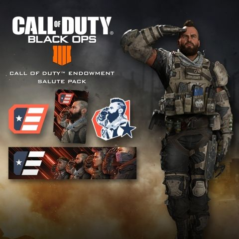 New Call of Duty: Black Ops 4 DLC Pack Raises Money for Unemployed Veterans