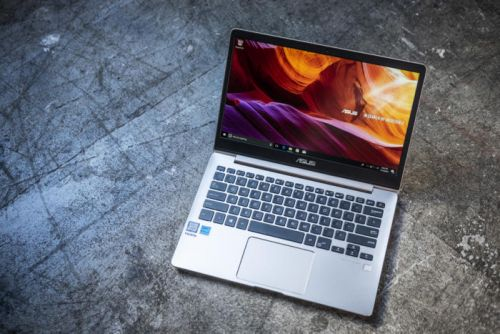 Asus ZenBook 13 UX331UA review: A thin, light, and peppy budget laptop with battery life to spare