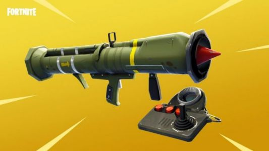 Fortnite's Guided Missile has been disabled again
