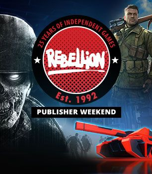 Weekend Deal - Rebellion 25th Anniversary, Up to 80% Off
