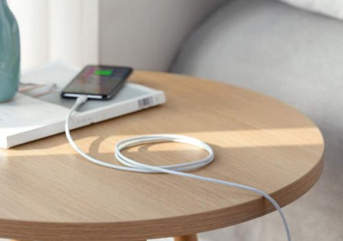 You'll probably never find a good iPhone charging cable for less than Anker's costs right now