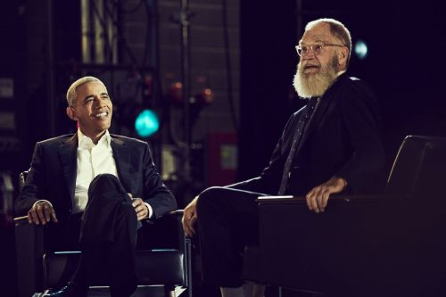 Even with Barack Obama as a first guest, David Letterman is getting lukewarm reviews for his 'halfhearted' new Netflix talk show