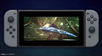Monster Hunter XX On The Nintendo Switch Features An Extra Cool Ability
