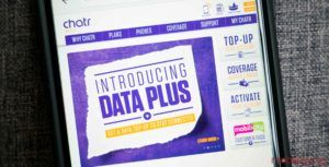 Chatr offers first month of service free for new customers on any plan