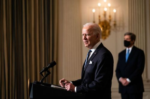 Joe Biden pledges to drastically slash US greenhouse gas emissions by 2030