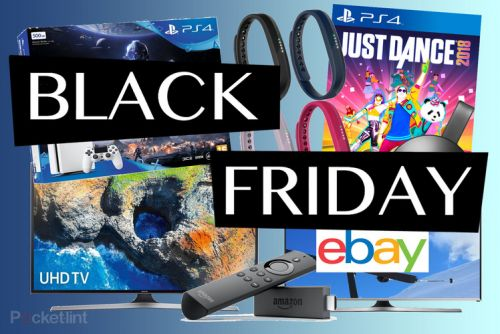 EBay UK Black Friday deals: Savings on Samsung TVs, PS4 and more