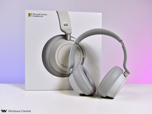 A new Surface Headphones firmware update is rolling out now