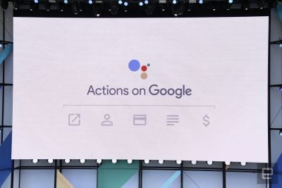 'Actions on Google' adds shopping via Assistant's AI chat bot