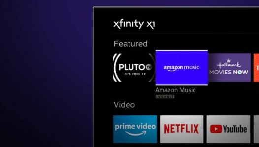 Comcast Xfinity X1 and Flex get Amazon Music integration