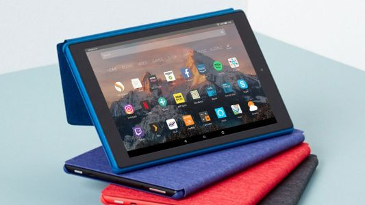 Amazon's new Fire HD 10 is even cheaper than the last one