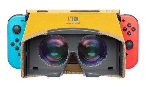 VR comes to Nintendo Switch