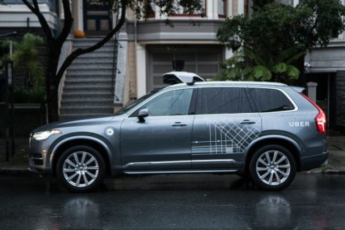 Uber self-driving car fleet benched after pedestrian death